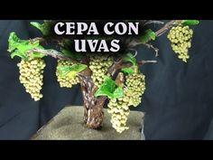 julissa fernandez shared a video Miniature Plants, Miniature Food, Miniature Youtube, Mini Plants, Olive Tree, Mini Foods, Trees To Plant, Grape Vines, Dollhouse Miniatures
