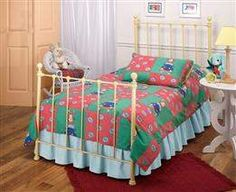 Hillsdale Furniture Molly Bed Set With Rails And Trundle, Twin, Yellow - bedroom furniture sets Yellow Bedroom Furniture, Bed Furniture, Kids Twin Bedding Sets, Bedroom Turquoise, Hillsdale Furniture, Luxury Bedding, Bed Frame, Modern Beds, Modern Contemporary