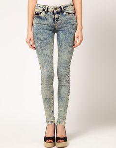 Acid Wash Jeans. ASOS