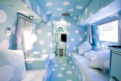 Playful and Quirky Airstream
