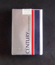 Embalagem de Century