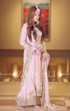 The exquisite bride 'Ghuncha' Photoshoot by Makeup by Nikkah Dress, Mehndi Dress, Pakistani Bridal Dresses, Pakistani Outfits, Bridal Lehenga, Shadi Dresses, Eid Dresses, Trendy Dresses, Fashion Dresses