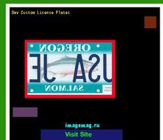 Dmv custom license plates 184809 - The Best Image Search