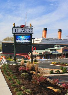 Great interactive experience , take the day to go through everything-Titanic museum in Pigeon Forge, TN