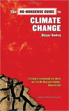 No-nonsense Guide to Climate Change (No-nonsense Guides): Amazon.co.uk: Dinyar Godrej: 9781904456414: Books