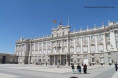 A mamá le gusta viajar: PALACIO REAL DE MADRID