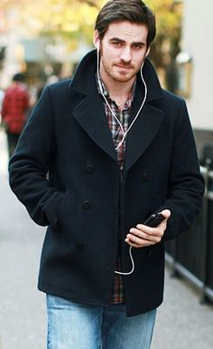 Colin O'Donoghue. Gorgeous, Irish...what more can a girl ask for? ...I'm in love with capt hook