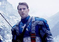 Pin for Later: 34 Times You Wanted to Rename Captain America Captain Sexypants So Is His Hair