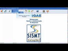 SGAE ERP - Sistema de Gestão e Administração de Empresas (Modulo Comercial)