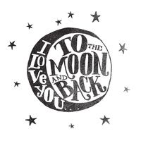 To The Moon And Back.These are words me and Vincent say to each other when we say how much to you love me? I love you to the moon and back Quotes To Live By, Me Quotes, Hurt Quotes, Random Quotes, Quotable Quotes, Famous Quotes, Chic Type, Inspire Me, Wise Words