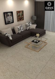 Oasis Tiles Is Amongst The Most Trusted Floor Tiles Manufacturer & Ceramic Tiles Companies in India. Our products Include Wall Tiles Design For Offices & Home Best Living Room Design, Living Room Designs, Wall Tiles Design, Best Floor Tiles, Tile Manufacturers, Home Office, Your Style, Couch, Furniture