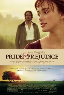 One of my favorites! Clean dramatic, romantic movie. Most recent version. Based on the book from Jane Austin. Great actors! PG