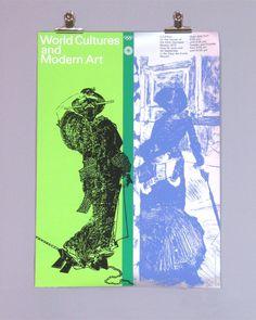 World Cultures Modern Art Exhibition (72 Munich Olympics)