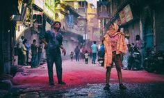 Colourful Streets Photo by Deepak Yadav — National Geographic Your Shot