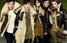 Burberry launches interactive ad campaign