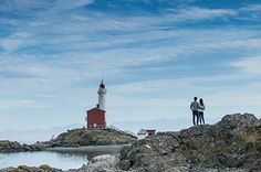 Fort Rodd Hill & Fisgard Lighthouse National Historic Sites, Victoria Canada