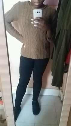 Pull marron Mim Pullover, Sweaters, Style, Fashion, Hoodie Sweatshirts, Womens Fashion, Swag, Moda, Fashion Styles