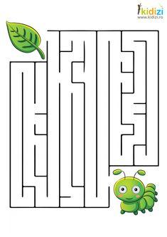 Montessori Activities, Infant Activities, Kindergarten Activities, Activities For Kids, Activity Sheets For Kids, Mazes For Kids, Printable Preschool Worksheets, Worksheets For Kids, Diy Busy Books