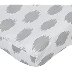 Perfect for your Baby and Nursery Sweet Potato Swizzle Changing Pad Cover, Pink/Grey/White,Sweet Potato Swizzle Changing Pad Cover, Pink/Grey/White, MADE IN THE USA - Glenna Jean makes all of its products right here in the USA. This guarantees the products you use for your precious baby are of the highest quality. You will not find another changing pad cover of this quality and price made in...