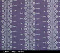 Carmania — Peter Dunham Textiles Peter Dunham, Purple Fabric, Custom Embroidery, Design Projects, Textiles, Fabrics, Textile Art