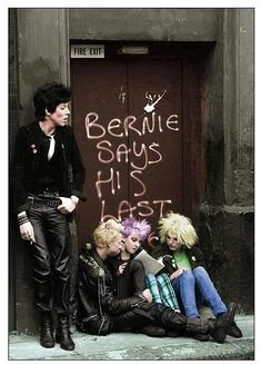Punk Rock, Area Industrial, New Wave Music, 80s Punk, Blood Brothers, Teen Guy, Circus Clown, Riot Grrrl, Fashion Clothes