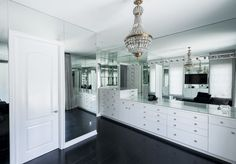 Naturally, it comes with a glam room, purse closet and tons of Kylie style.
