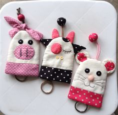 Piggy Moo Moo & Minny Key cover