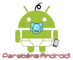 Android celebra 4 anos de existência