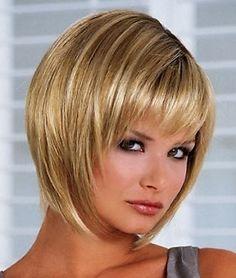 cabello corto 2014 cara redonda - Buscar con Google