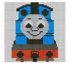 Thomas the Train Graph