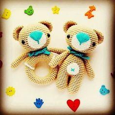 """37 Likes, 2 Comments - Zehra'nın Sanat Aşkı  (@ozarthome) on Instagram: """"Sipariş ve bilgi için DM lütfen    alıntıdır. Watsap. 0505 046 3625 #amigurumi #oyun #oyuncak…"""""""