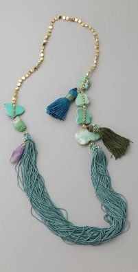 A Matter Of Style: DIY Fashion: More tassel DIY inspiration