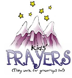 I found this site today and my 7yr old loved the prayers and the stories.