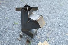 Stainless steel rocket stove accessory, grill top grate and reducer *stove sold separately*