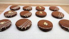 Isler - Ischler recept /TT/ Muffin, Paleo, Healthy Recipes, Cookies, Breakfast, Food, Youtube, Health Recipes, Crack Crackers
