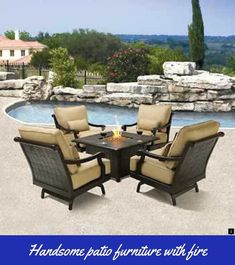 Discover More About Patio Furniture With Fire Follow The Link To Learn Enjoy Website