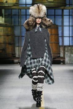 Dsquared2 Fall 2017 Menswear Fashion Show Collection
