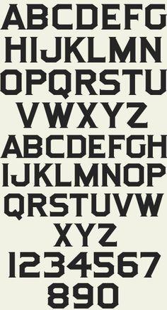 Letterhead Fonts / LHF Antique Half Block / Western Fonts