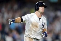 #MLB: Los Yankees dejan tendidos a Rays en 11 innings con HR de oro de Gardner