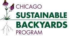Chicago Sustainable Backyards Program - rebates and tips for composting, trees, native plants, & rain barrels in the City of Chicago