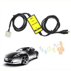 2017 New 3.5mm Auxiliary Audio Aux Cable USB Aux Adapter Car MP3 Player For Mzda 3 Mzda 6