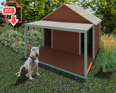 Double Dog House, Large Dog House Plans, Big Dog House, House With Porch, Duck House, Sewing Craft Table, Craft Tables With Storage, Craft Room Desk, Cool Dog Houses
