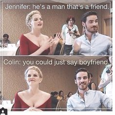 This is too perfect #CaptainSwan