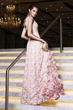 Madrinhas de casamento: Editorial vestidos de festa