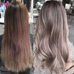 Gorgeous grey ash blonde refresh for our lovely client Cecilia! hair has grown out beautifully so no bleach required! 👌Absolutely stunning 😱😍😍 #hair #olaplex #guytang #vegas_nay #hairtransformation #melbournehairdresser #melbournehairsalon #classycutshairsalon #classycutshampton #classycuts #colorcorrection #behindthechair #beautifulhair  #cloudninehair #olaplex #olaplexau #hairdresser #haircolorist #hairmakover #asianblonde #blondehair #asianblondehair #longhair #wavyhair…