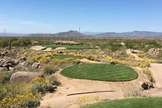 Kris McEwen recounts his incredible day of #golf at Troon North Golf Club in Scottsdale, Arizona.