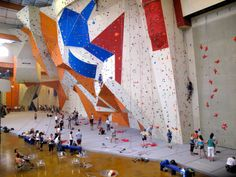 Stone Summit: America's Largest Climbing Gym