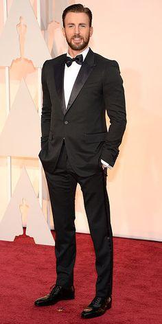 Chris Evans #Oscars 2015