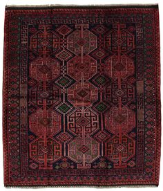 Lori - Bakhtiari 173x157 - CarpetU2