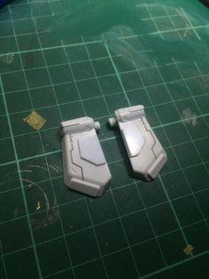 Gunpla Custom, Custom Design, Cufflinks, Accessories, Wedding Cufflinks, Ornament